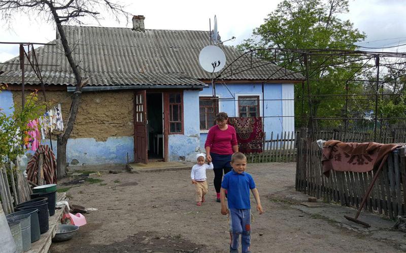 ФОТО: с. Демидово, Березовский район