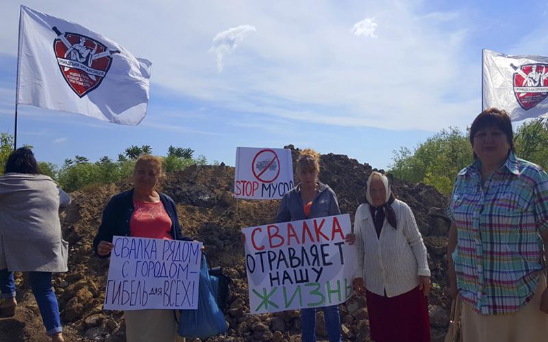 Фото: Незаконная свалка Суворовского района, г. Одесса