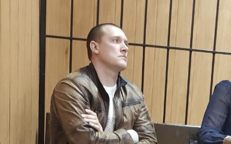 Фото: Павел Карнашов, подсудимый