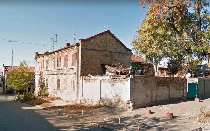 Фото: г. Одесса, Староконный переулок, 12