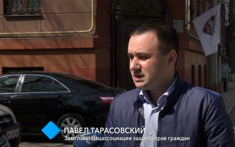 Два месяца протеста украинский моряк не сдается